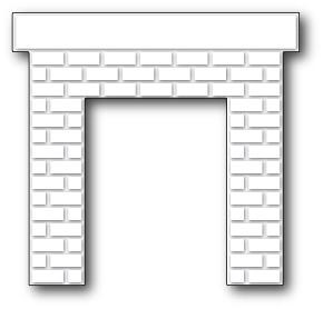 Нож «Classic Brick Fireplace»