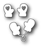 Нож «Love Mittens»