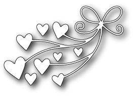 Нож «Beloved Hearts»