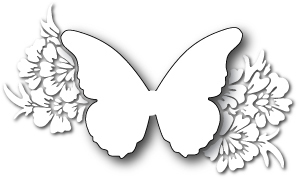 Нож «Angel Butterfly Wings»
