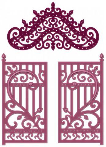 Нож «Ornate Gateway Die»
