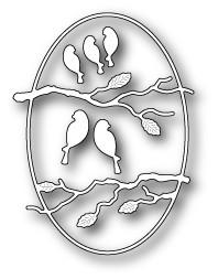 Нож «Serendipity Bird Frame»