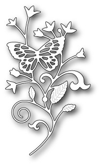 Нож «Elsa Butterfly Branch»