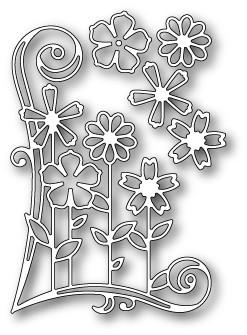 Нож «Garden Bouquet»